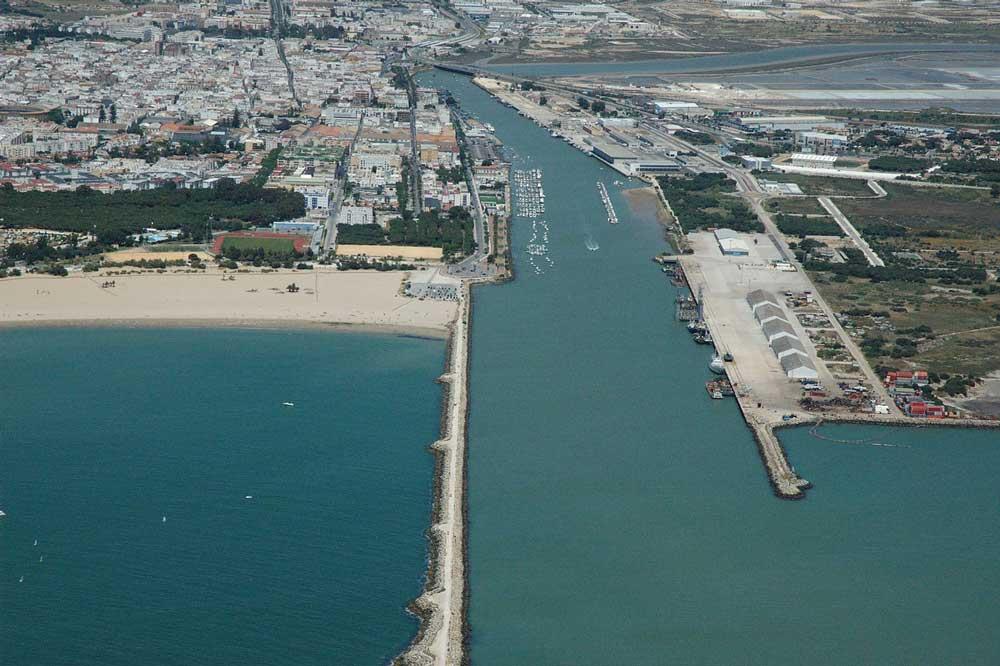 De Jerez a Algeciras en moto, Puerto de Santa María