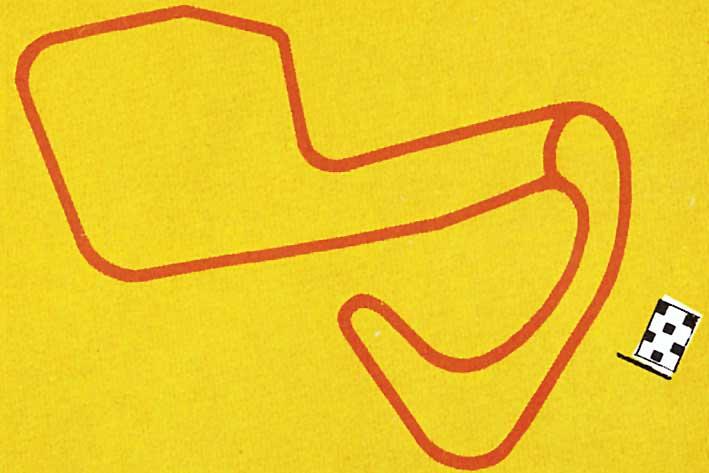 Los orígenes del circuito inglés de Brands Hatch