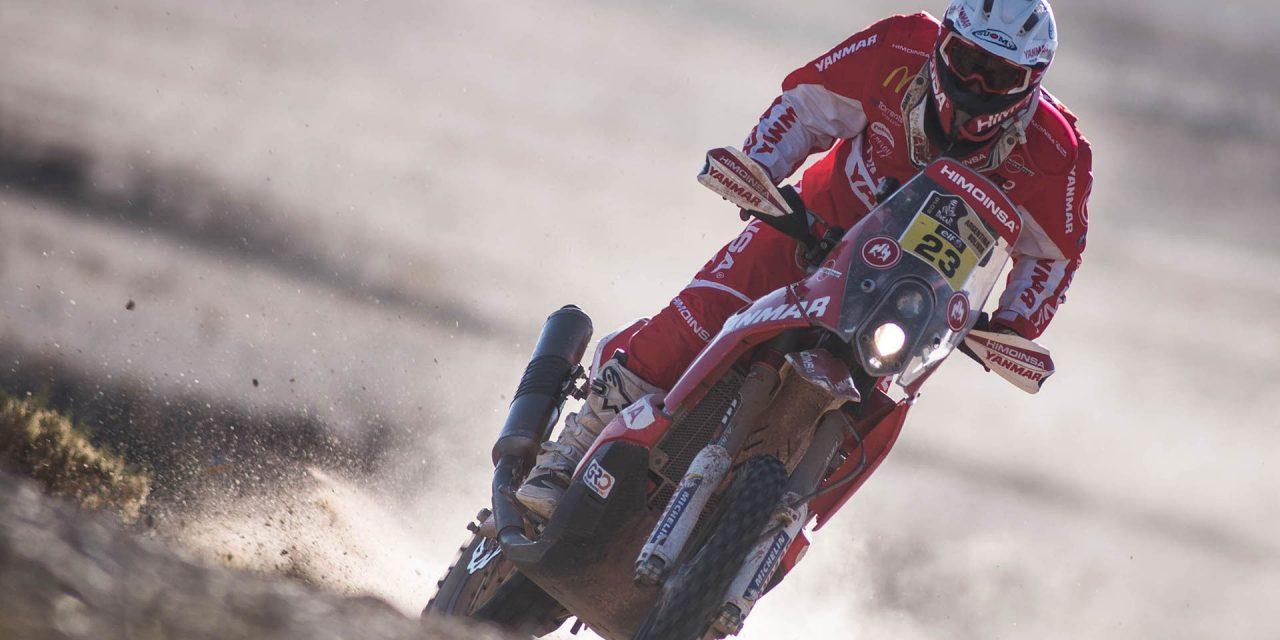 """Gerard Farrés: """"La moto es el mundo que elegí para ser feliz"""""""