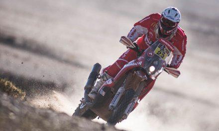 Gerard Farrés: «La moto es el mundo que elegí para ser feliz»