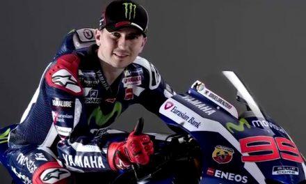 MotoGP: Jorge Lorenzo aspira a revalidar el Título