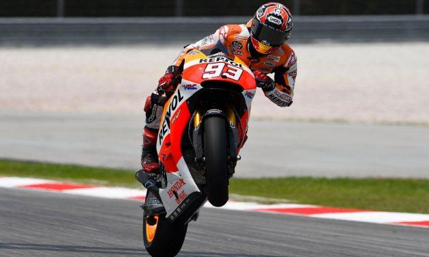 MotoGP 2016: «Marc Márquez tiene hambre de títulos»