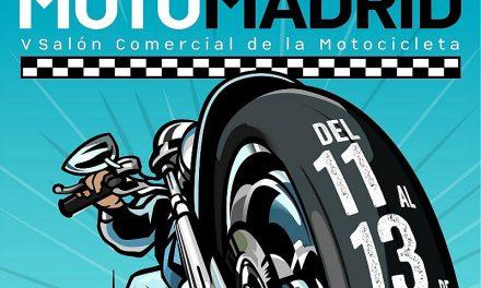 'MotoMadrid' pone la quinta para celebrar una nueva edición del Salón de la Motocicleta