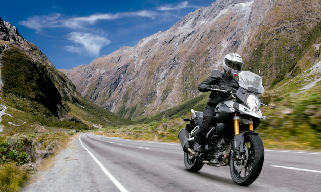 V-Strom On Road, el club exclusivo para los propietarios de una Suzuki V-Strom