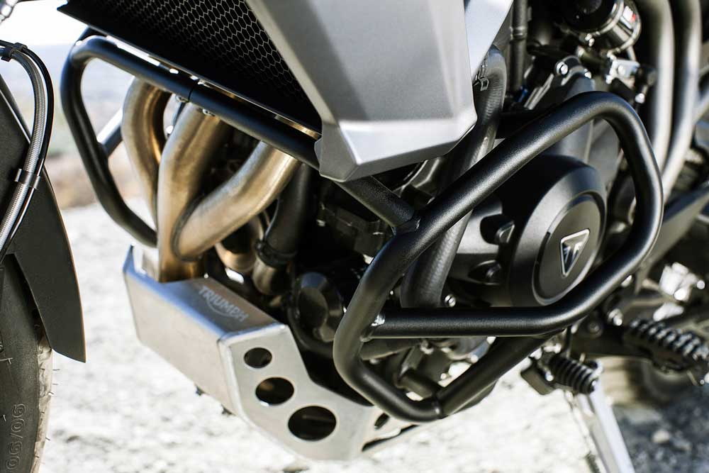 Defensas Triumph Tiger XC
