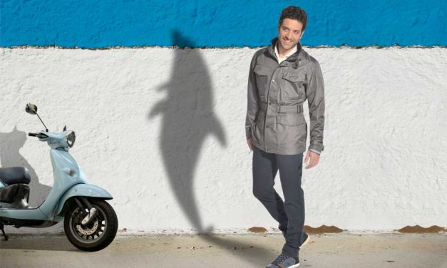 New Tucanji, chaqueta urbanita e impermeable para moto