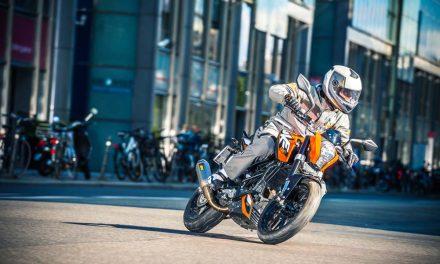 KTM 125 Duke: Mi primera moto