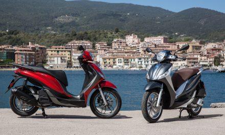 Promociones y descuentos del Grupo Piaggio