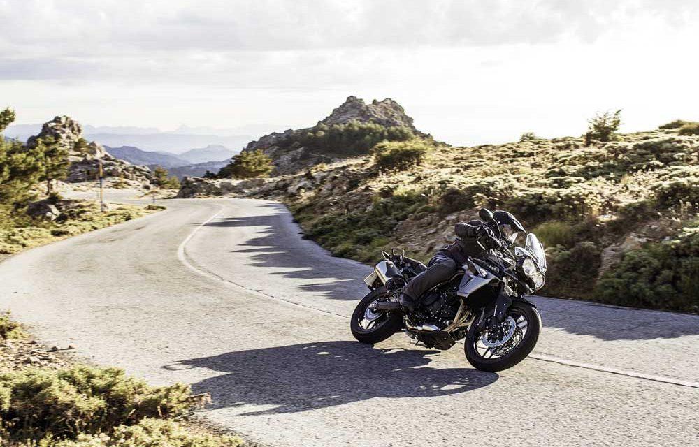 Triumph te regala los cc de tu nueva moto en equipamiento