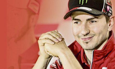 Jorge Lorenzo ficha por Ducati para la temporada 2017
