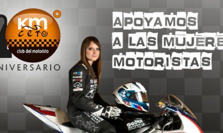 """María Barbero: """"Deseo que otras mujeres lleguen, en el futuro, a MotoGP"""""""