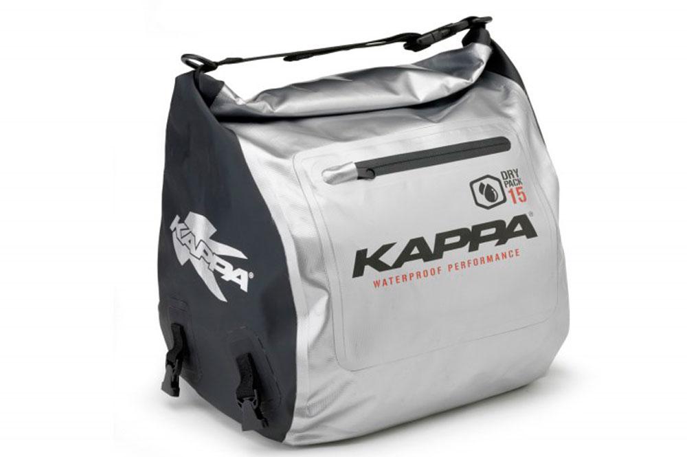 Mochila impermeable Kappa WA407