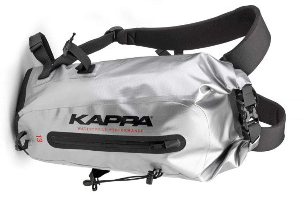 Mochila impermeable Kappa WA408