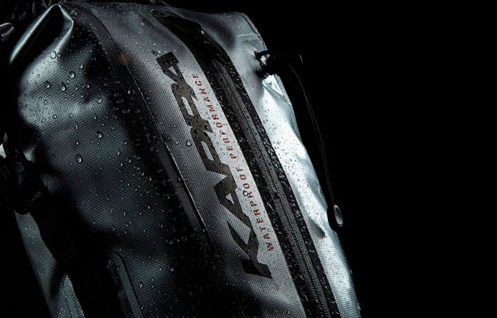 Nuevas mochilas impermeables Kappa