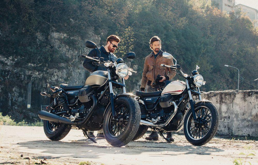 Ven a probar las nuevas Moto Guzzi V9 en los Eagle Days