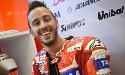 Andrea Dovizioso renueva por Ducati