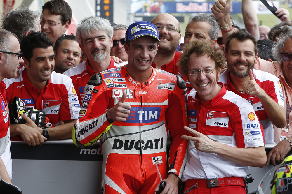 Andrea Iannone abandona Ducati