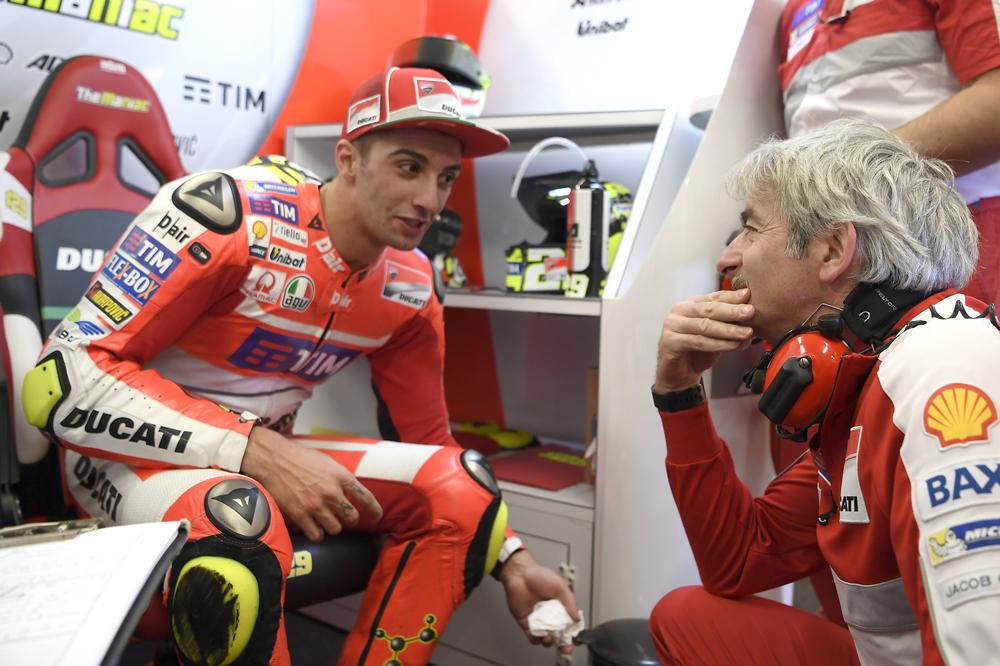 Andrea Iannone ficha por Suzuki