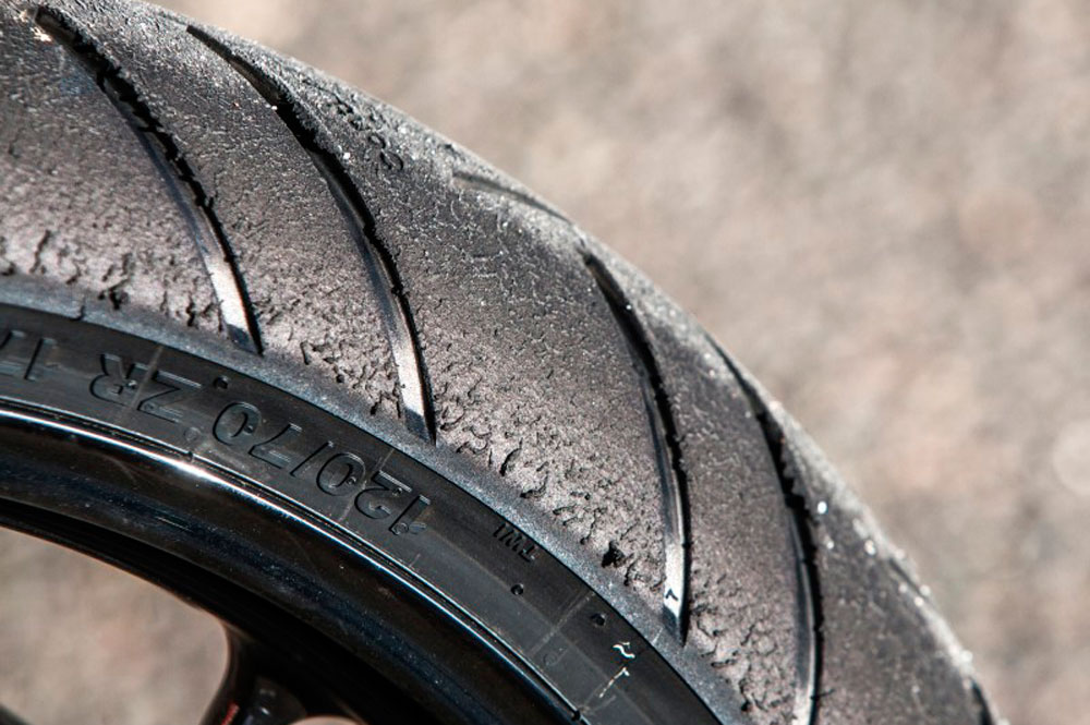 Neumáticos ContiSportAttack3 de Continental