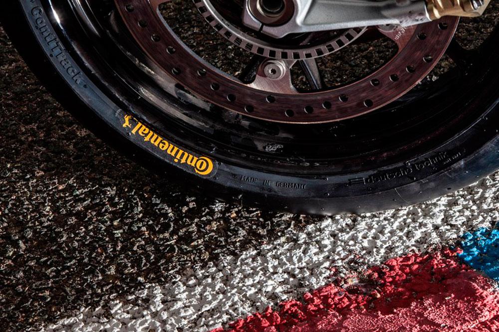 Nuevos neumáticos ContiTrack de Continental