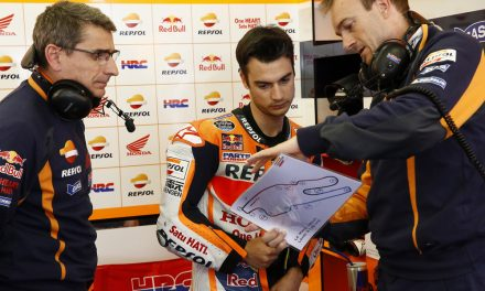 Dani Pedrosa ¿piloto de Yamaha?