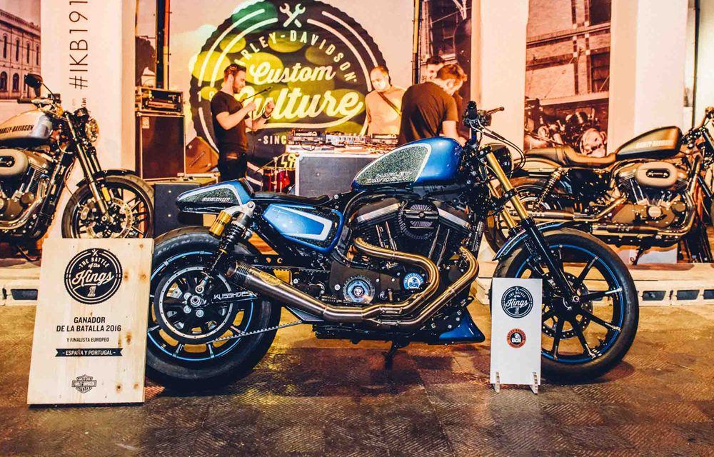 Harley Davidson Battle of Kings II