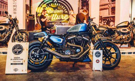 Harley Davidson Battle of Kings II