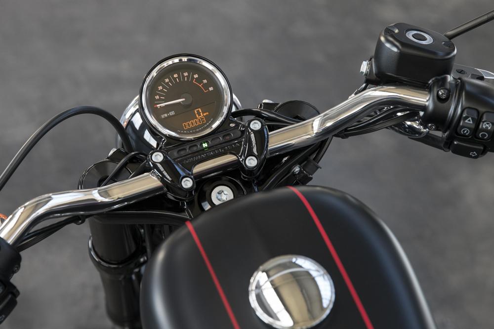 Cuadro de Instrumentos de la Harley Davidson Sportster Roadster