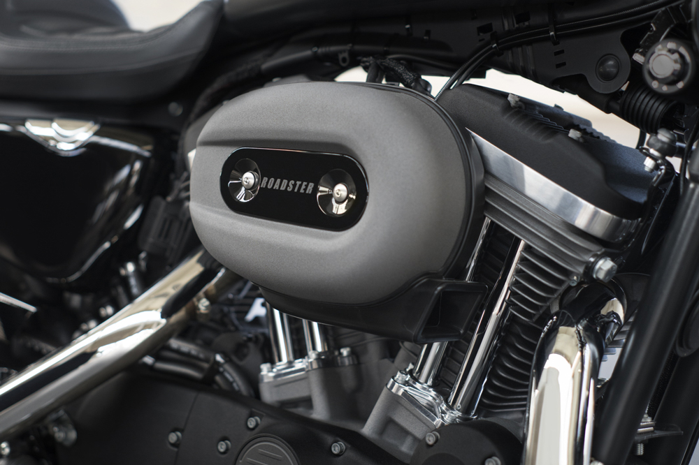 Motor de la Harley Davidson Sportster Roadster