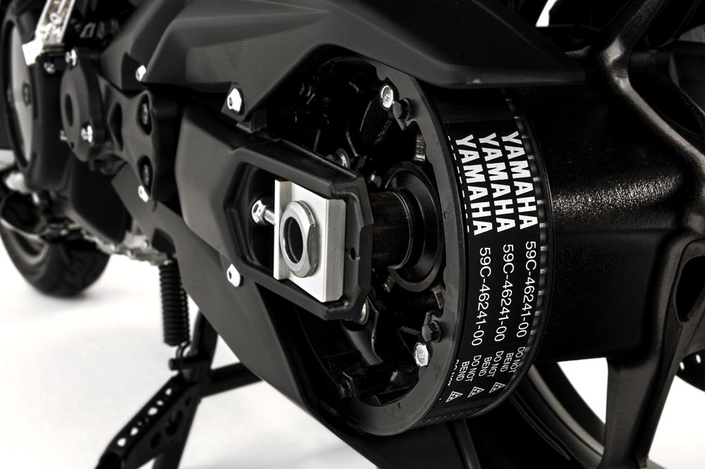 Transmisión Yamaha T Max 530