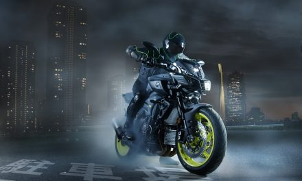 Yamaha MT 10: Naked con mayúsculas