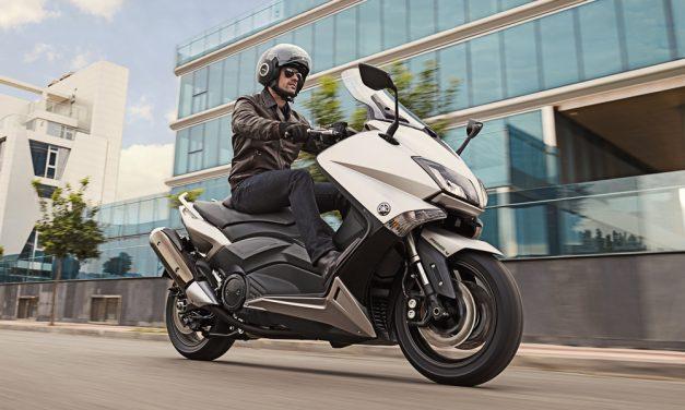 Yamaha T Max 530: El scooter deportivo más vendido