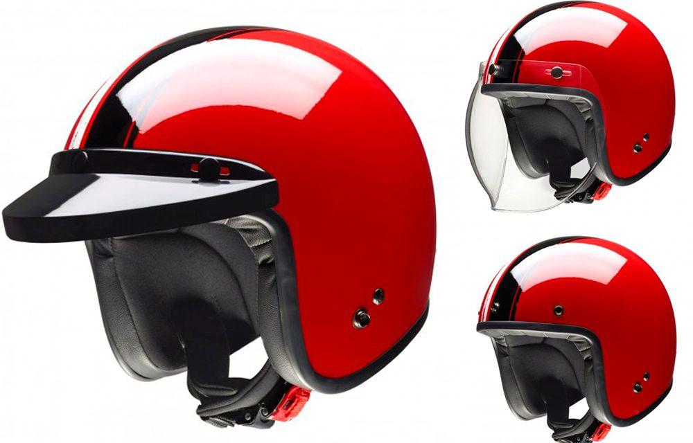 Estilo clásico y vintage con el nuevo casco 20.7 Oldster de Givi