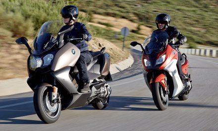 BMW C 650 Sport y GT: Dos scooter, una filosofía