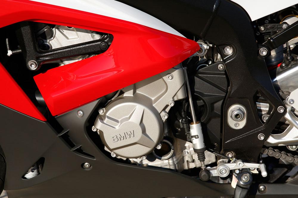 Motor de la BMW S 1000 RR