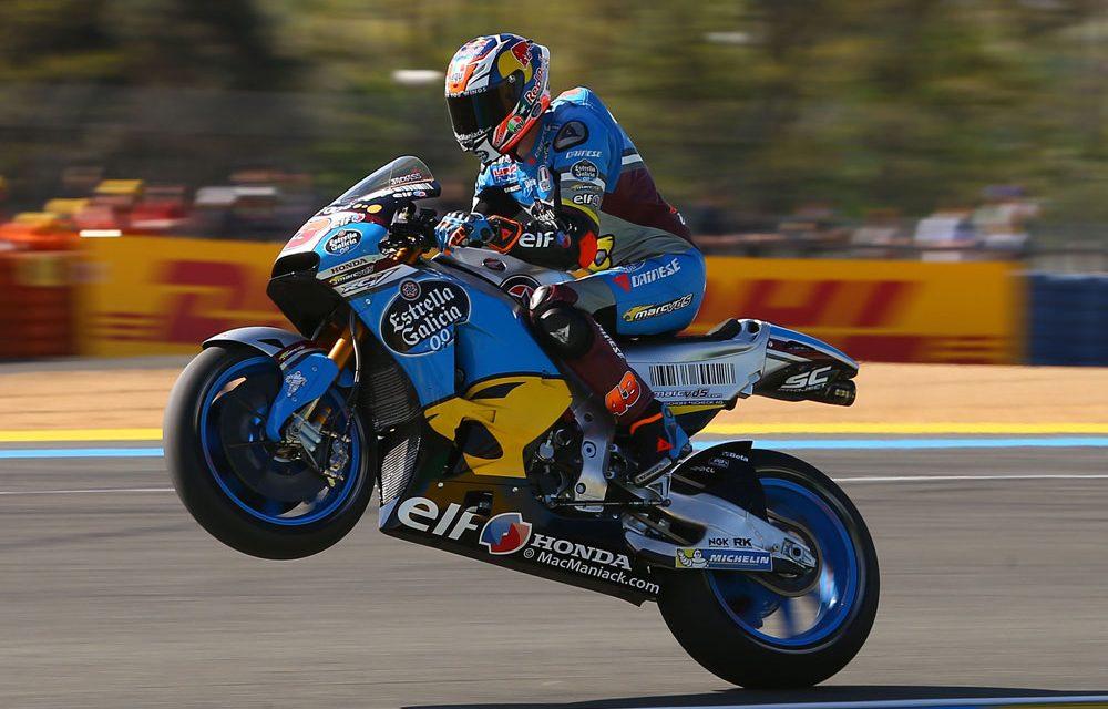 GP Assen MotoGP: El agua, protagonista