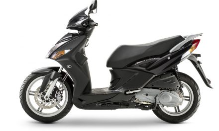 KYMCO Agility City 125 ie CBS