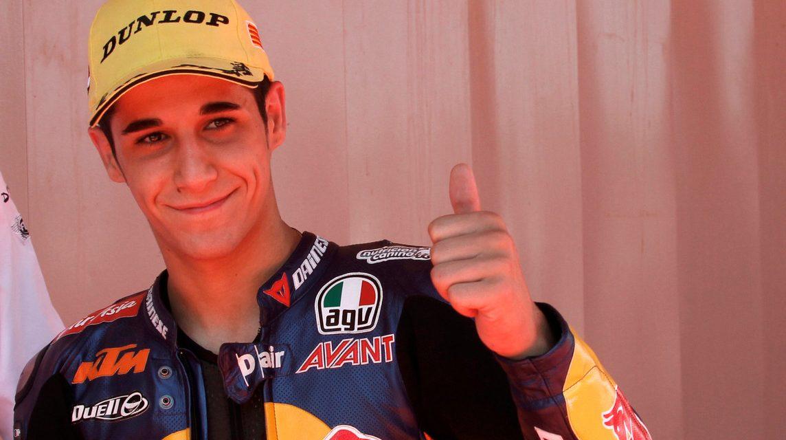 Fan Club Luis Salom: «Esperamos que algún circuito lleve el nombre Luis»