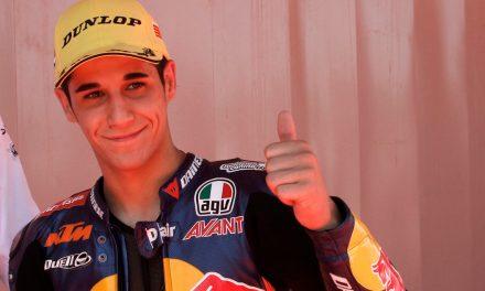 """Fan Club Luis Salom: """"Esperamos que algún circuito lleve el nombre Luis"""""""