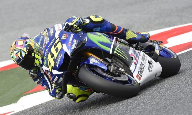 GP de Cataluña MotoGP: Victoria de Rossi, Marquez espectacular