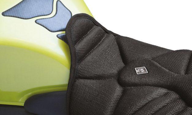Cool Fresh, asiento cómodo y refrescante para moto