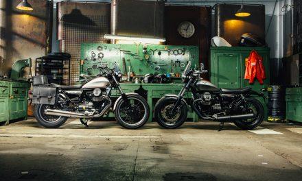 Vuelven los Moto Guzzi Garage Days