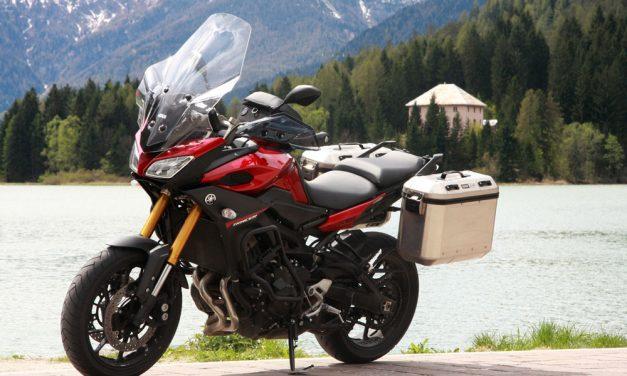 Maletas para moto de trail Givi Trekker Dolomiti