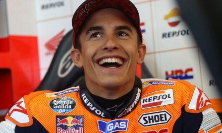 La gran jugada de Márquez en el GP de Alemania