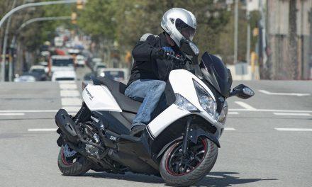 Crecen las matriculaciones de motos en España