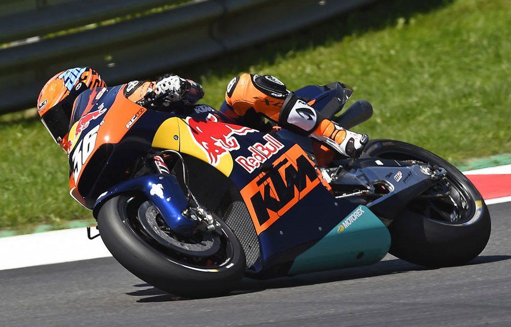 KTM RC16 MotoGP: Ha nacido una estrella