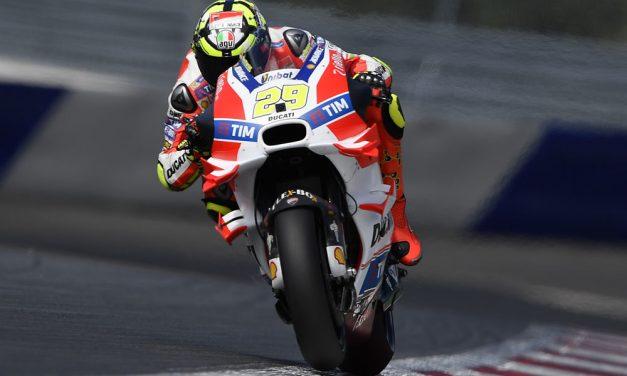 MotoGP. Ducati vuelve a lo más alto en el GP de Austria