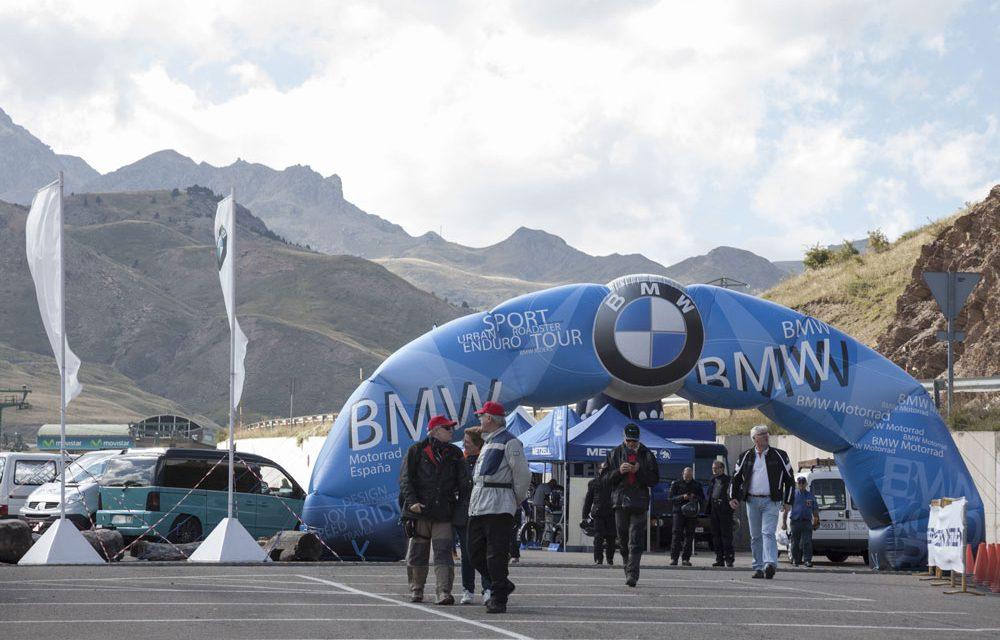 BMW Motorrad Days, del  9 al 11 de septiembre en Formigal