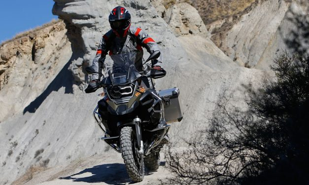 BMW R 1200 GS: Reina del Trail