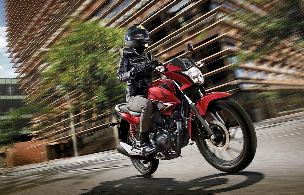 Honda CB 125 F: sencilla, urbana y de marchas